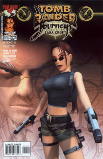 Tomb Raider Journeys 11