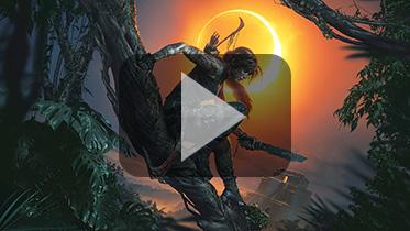 《古墓丽影11:暗影》不间断无条件竞速通关视频