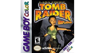 [GBC,中文]《古墓丽影:诅咒之剑(Tomb Raider: Curse of the Sword)》